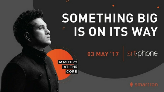 Smartron srt.phone to launch in India on May 3rd