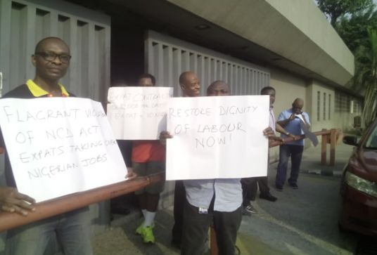 Another Sack? Workers shut down ExxonMobil over sacking of 145 workers