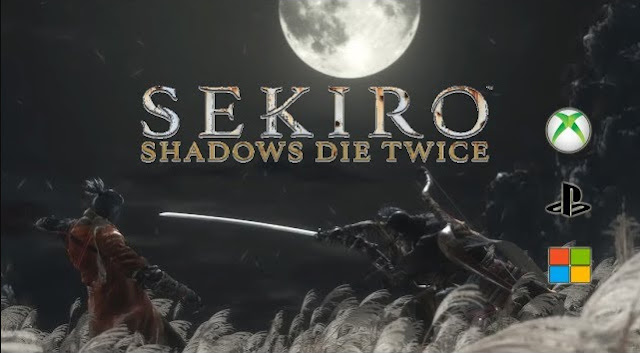 """""""Sekiro: Shadows Die Twice"""" Game hành trình trả thù của một Ninja 2019"""
