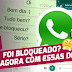 WhatsApp: Descubra se você foi bloqueado