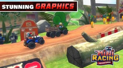 Download Mini Racing Adventures v1.7.4 Mod
