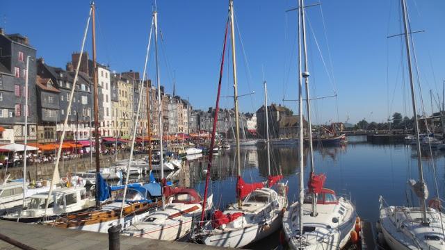 Honfleur - Vieux Bassin