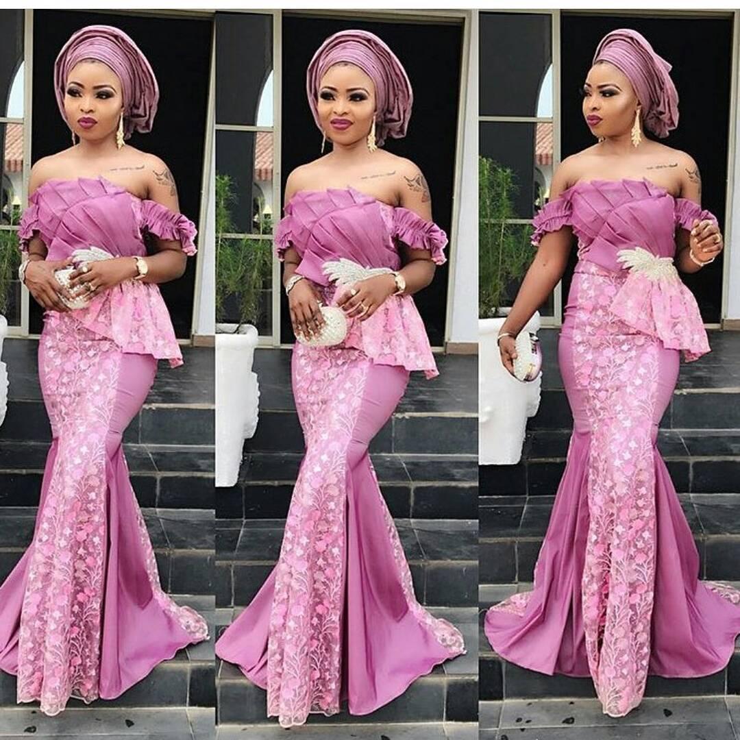 Wedding Hairstyle Nigeria: WEDDING DIGEST NIGERIA: Stylish, Sexy And Trendy Aso-Ebi