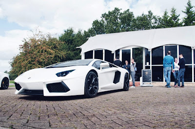 Lamborghini Track Day in UK by HR OWEN