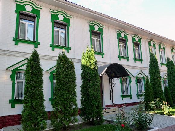 Киев. Китаево. Келии монастыря