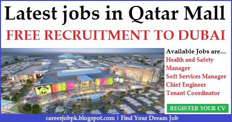 Latest jobs in Qatar Mall