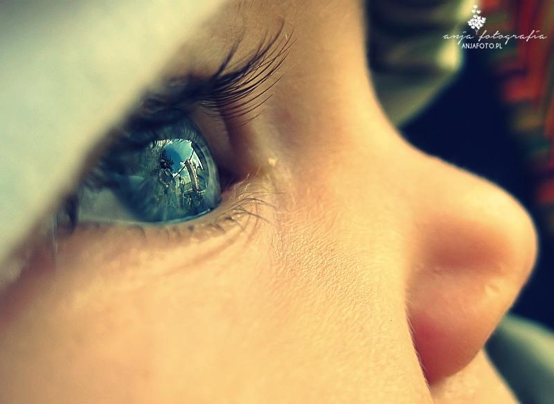 oczy dziecka, fotografia dziecięca, fotografia dziecięca łomianki, fotografia dziecięca warszawa, fotografia oka