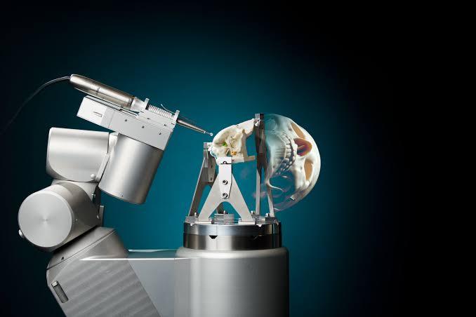 Sub-millimetre surgery precision
