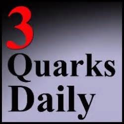 Columnist for 3 Quarks Daily