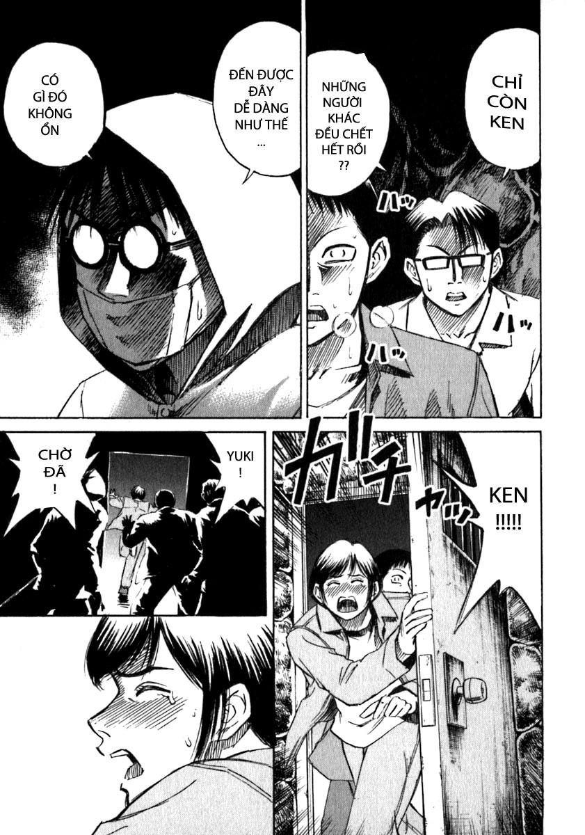 Higanjima chapter 30 trang 14
