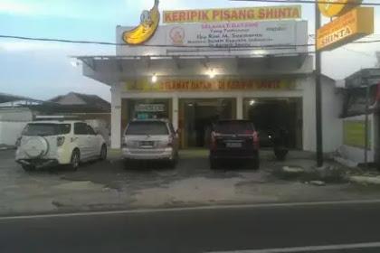 Lowongan Kerja Lampung Karyawan Bagian Produksi Keripik Shinta