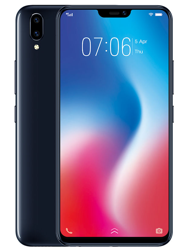 Vivo V9 Launched In India With Full Screen Display And Notch