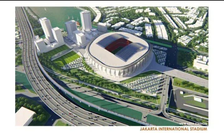 Anies Kick Off Pembangunan Stadiun Berkelas Internasional, Bukan Tipe Gubernur Gambar-gambar Saja