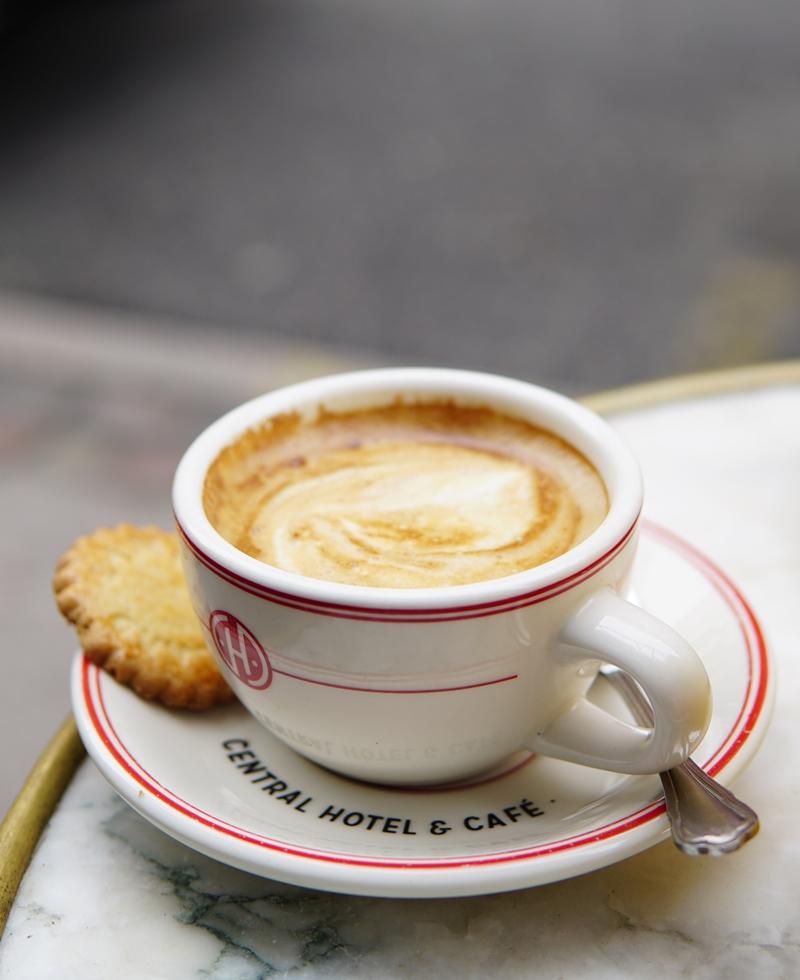 coffee, cafe au lait, cafe copenhagen