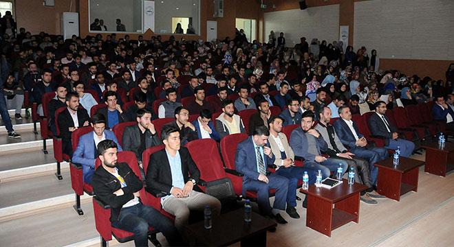 Dicle Üniversitesinde Kur'an-ı Kerim güzel okuma yarışması düzenlendi
