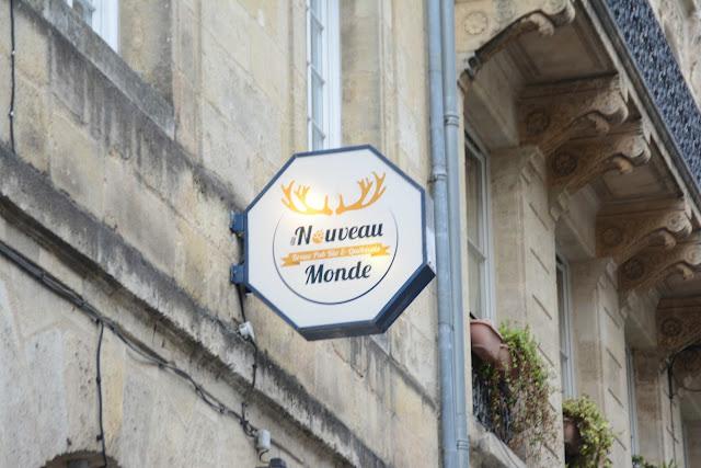 Au nouveau monde, Brou-pub bio et québécois