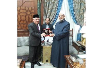 Utusan Khusus Presiden Jokowi Temui Grand Syaikh Al-Azhar - Info Presiden Jokowi Dan Pemerintah