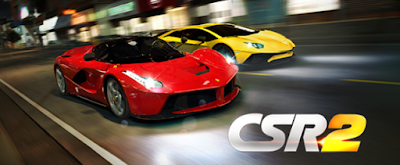 Download CSR Racing 2 Mod Apk Data + Obb Terbaru For Android [Unlimited Money]