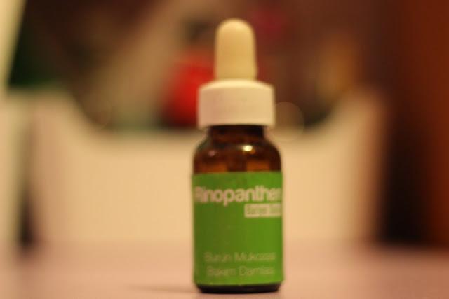 Rinopanthen Barrier Drops