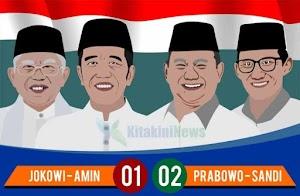 Data Google Trends Pekan Ini, Popularitas Prabowo Ungguli Jokowi
