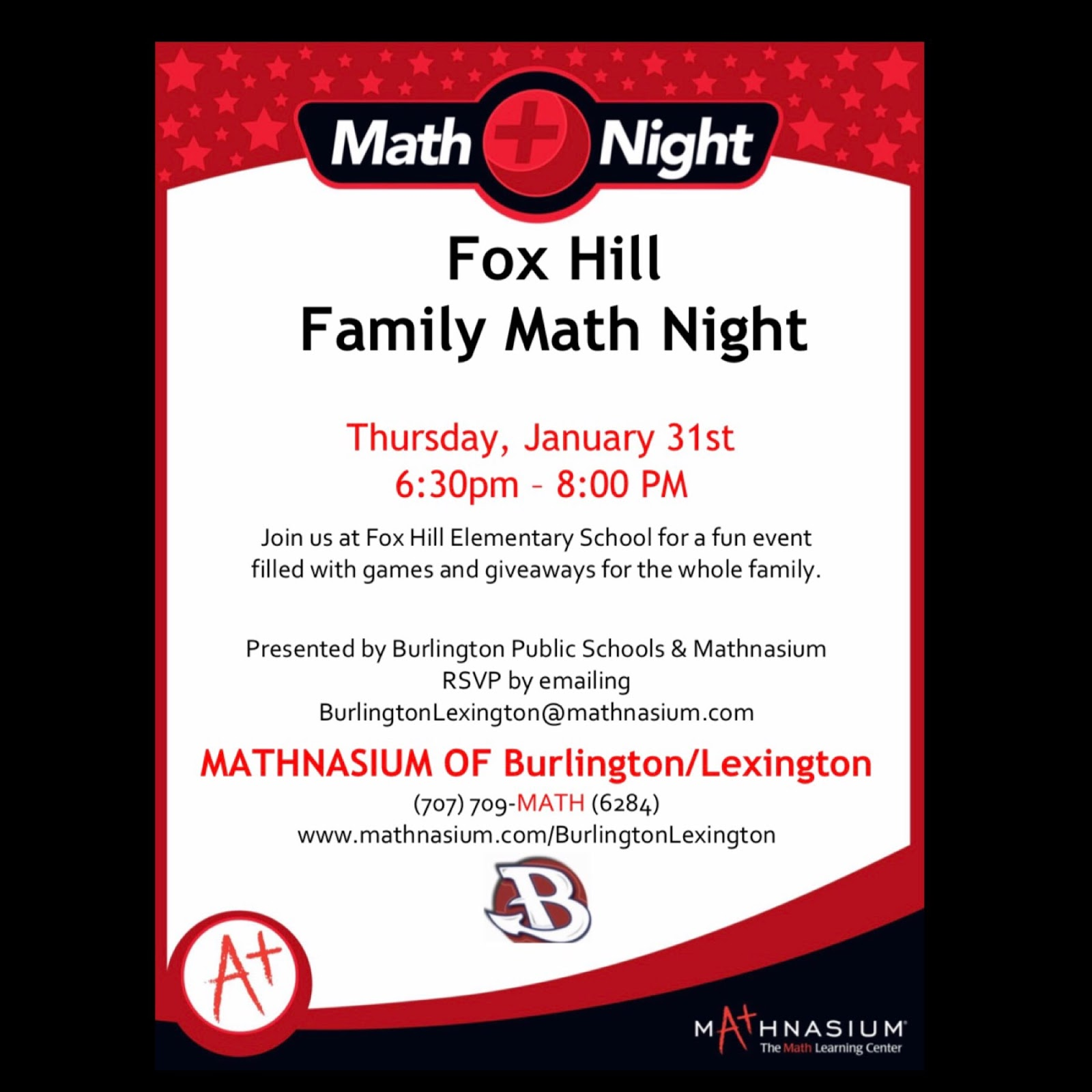 3581ff51d4 Mr. Daley s Room 9 Blog  Family Math Night ~ January 31 at 6 30 p.m.