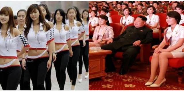 جريمة بحق الفتيات بكوريا الشمالية من المدرسة لأحضان القادة.. 2000 فتاة في كوريا لإمتاع قادة الجيش جنسياً! هكذا يتم استخدام الفتيات فى كوريا الشمالية !!
