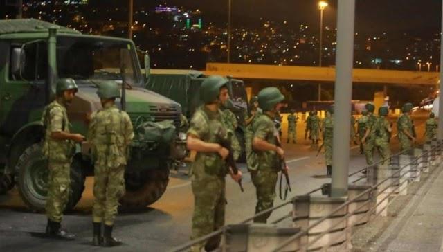Ποιος πρόδωσε τους κινηματίες στο πραξικόπημα στην Τουρκία