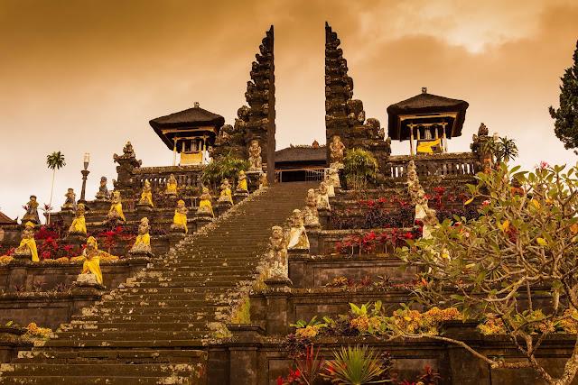 Besakih Temple (East Bali)