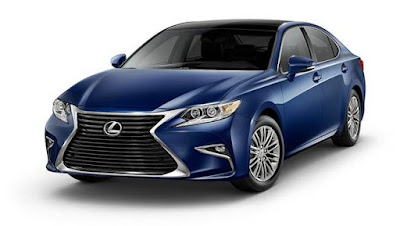 All New 2017 Lexus ES 350 HD Pictures Gallery