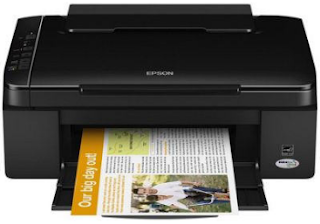 Epson stylus tx117 Wireless Printer Setup, Software & Driver
