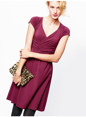 1e82df8d90506 I ordered this dress in black, for $44. It looks easy to wear and versatile: