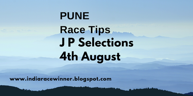 Little Known Ways To Rid Yourself Of PUNE RACE TIPS AUGUST 4,2018