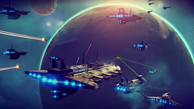 Video juego No Man´s Sky