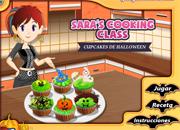 la cocina de sara juegos hallween cupcakes