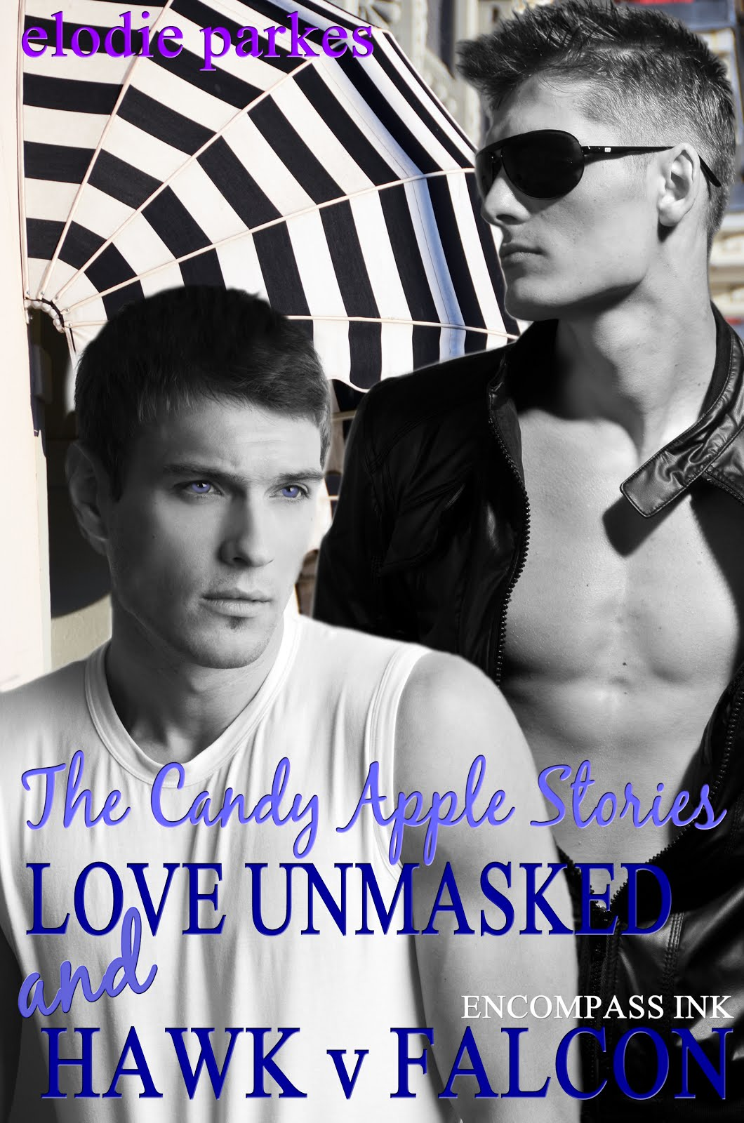 Two delicious MM romance stories in one book