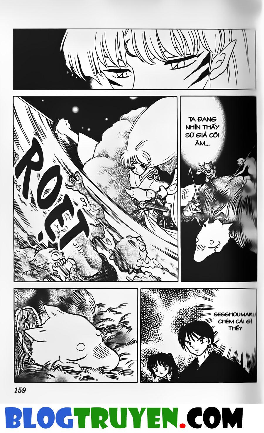Inuyasha vol 30.9 trang 10