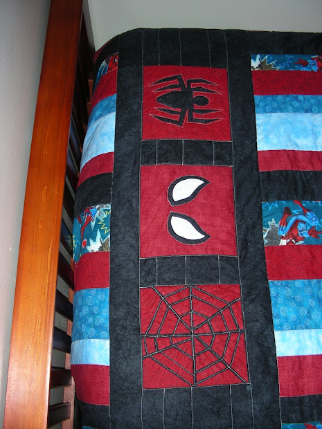 Plastow Perspective Spiderman Blanket