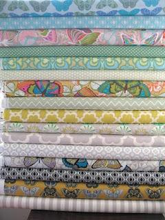 Charity Raffle Bundle from Celtic Fusion Fabrics
