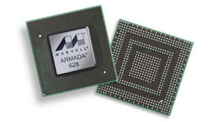 Marvell ARMADA 628 is the world's first 1.5 GHz tri-core application processor
