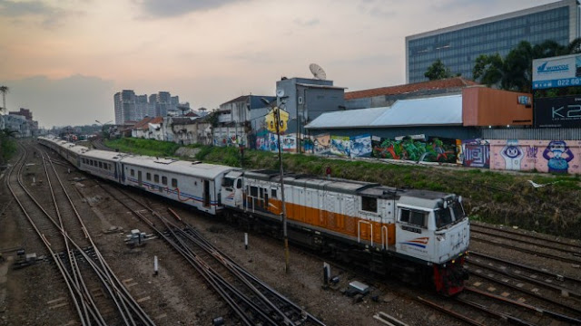 PT KAI Bantah Batalkan Tiket Rombongan Reuni 212