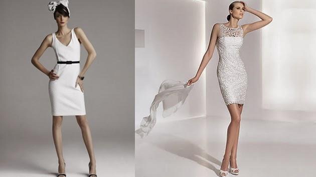 e5522f8c6f moda zaz  Cómo elegir vestido de novia para una boda civil