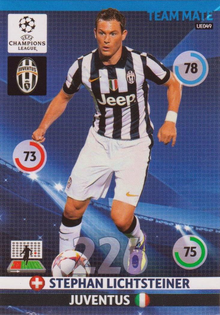 Guilherme Siqueira Panini Champions League 2014//15 Sticker 41