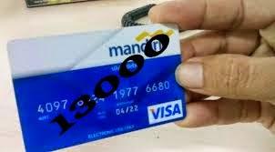 Harga satu kartu ATM ber-Chip