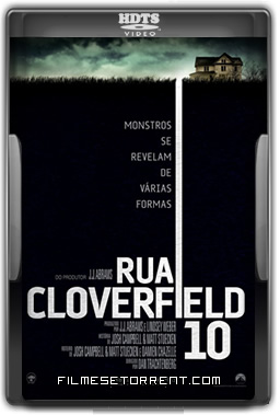 Rua Cloverfield 10 Torrent HDTS Legendado 2016