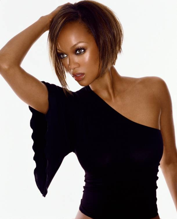 Tyra Banks Ponytail Hairstyles: Tyra Banks Hairstyle Trends