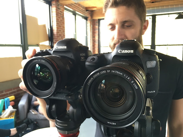 Early Impressions of the Canon 5D Mark IV Video Features