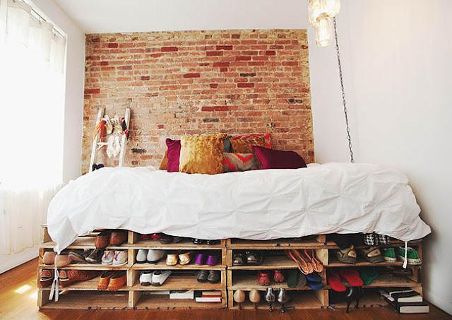 rangements sous le lit diy pour petits espaces et gain de place