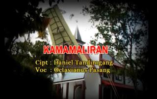 Download Lagu Toraja Kamamaliran (Octavianus Pasang) Cipt. Daniel Tandirogang