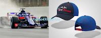 Logo Concorso ''Red Bull Racing Car'': vinci 100 cappellini e una esperienza con la scuderia Toro Rosso