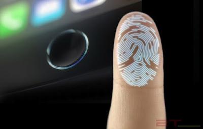 Apple cho ra mắt sáng chế mới với khả năng lưu dấu vân tay